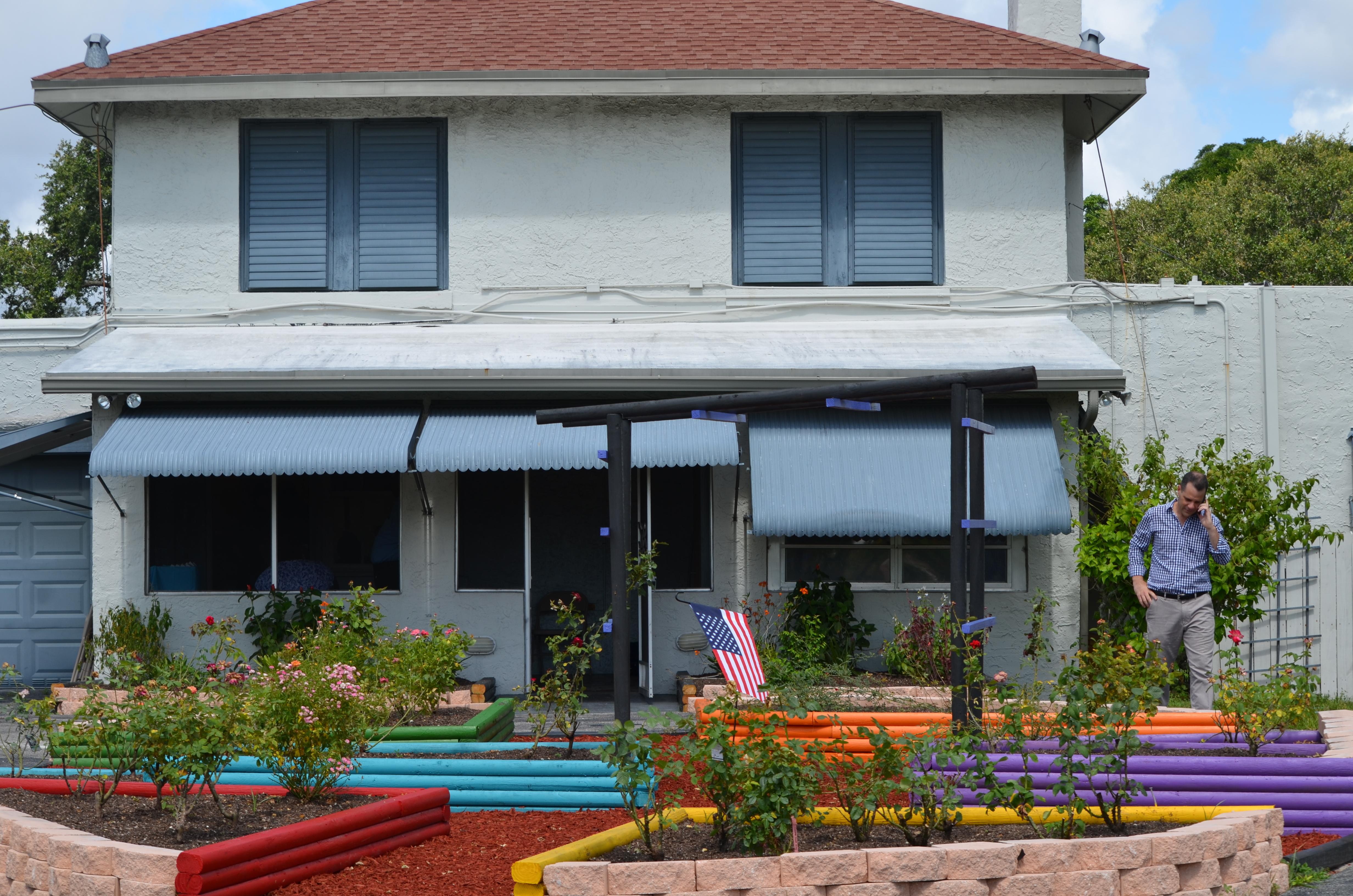 City of Miami Gardens Historic Enrico Dairy Farmhouse Hosts