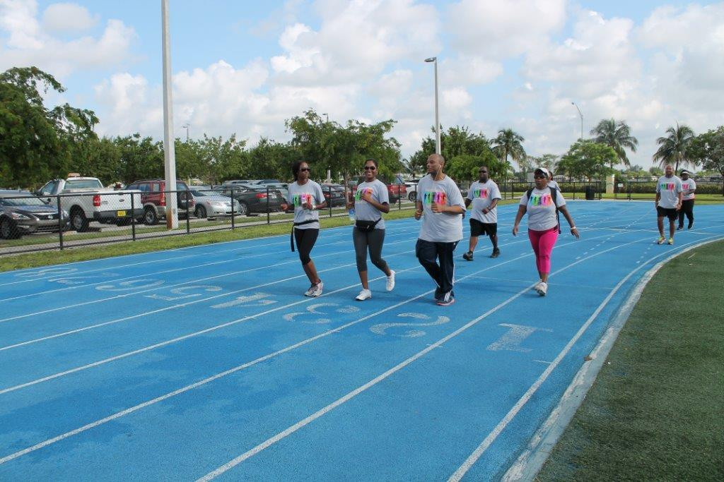 Miami gardens mayor challenges residents to get fit with him city of miami gardens for City of miami gardens